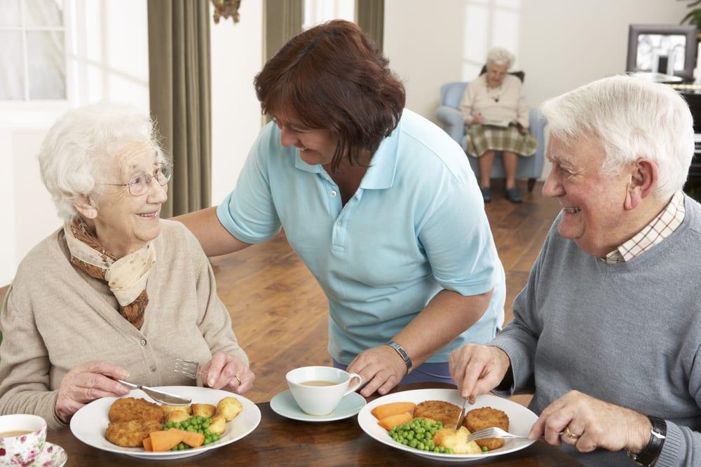 repas pour aînés